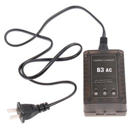 Wholesale Professional Digital Charger B3 AC V LiPo Battery S Balance Charger for RC Airplane Car