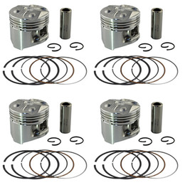 Wholesale Motorcycle Engine parts STD Cylinder Bore Size mm pistons amp rings Kit For Yamaha FZ250 FZ FZR250R FZR250 R FZR R HX