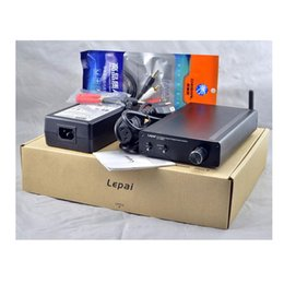 Lepy 7498E Plus Bluetooth Hi-Fi Audio Power Amplifier Stereo Super Bass with Drawing Technology and Power Supply