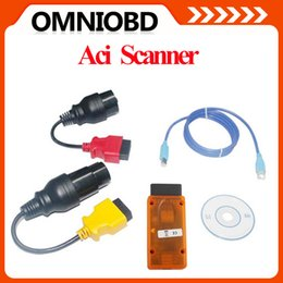 Wholesale 2016 OBD2 ACI SCANNER ACI Auto Communication Interface obd2 auto diagnostic Code reader scanner ACI