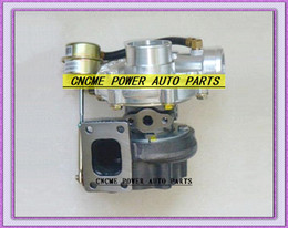 NEW TURBO GT2860 GT28 Turbocharger Compressor: A R .42 Turbine:A R .64 T25 water Cooled 5 bolt air inlet: 2.5