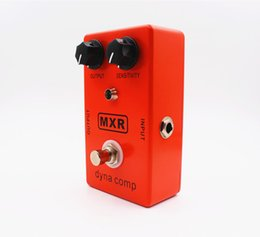 Wholesale Clone Dyna Compressor Guitar Effect Pedal Distortion And Overdrive True bypass