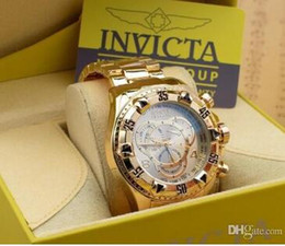 Wholesale 2014 Years New Style Hot Style New Excursion Yellow Gold or Black made Diver M Ret watch