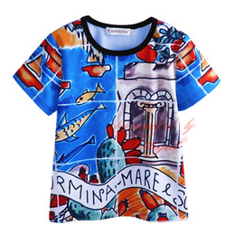 In Stock Cutestyles 2016 New Designs T-shirt for Boys Cute Cartoon Pattern Kids Tops Fashion Boys Clothing BT90318-19L