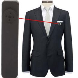 Hd Mini Portable Button Spy Camera Hidden Pinhole Camera- Mini Dv DVR Voice Video Recorder Built-in 8 Gb Sd Card