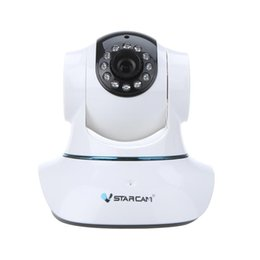 Vstarcam T6835WIP P2P IP Network Camera Wi-Fi Pan Tilt IR Cut Two Way Audio Micro SD Card Slot Plug&Play wholesale