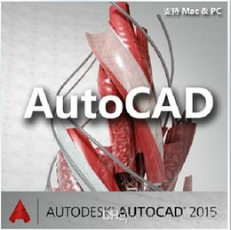Wholesale AutoCAD Simplified Chinese Traditional Chinese English software supports Mac PC