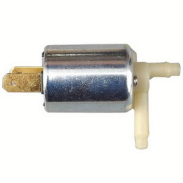 Wholesale 1x12V DC Small Plastic Solenoid Valve for Gas Water Air N C Normally Closed B00072 CADR