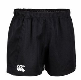 Wholesale Mens rugby shorts cotton shorts rugby Men s football clothing professional breathable moisture absorption perspiration hole cloth rugby