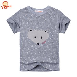 Wholesale 2016 Summer Fashion Boys T Shirts Brand Tops Children T Shirts for Boys Cotton Tees Cartoon Kids Clothes Roupas Infantis Menino