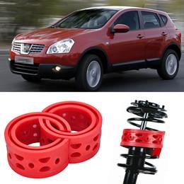 2pcs Super Power Rear Car Auto Shock Absorber Spring Bumper Power Cushion Buffer Special For Nissan QASHQAI