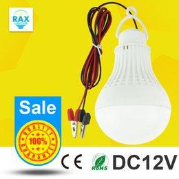 Venta al por mayor de alta potencia de la lámpara LED de 12V Bombilla Led portátil 3W 5W 7W 9W 12W SMD 5730 campo al aire libre Carpa Pesca de la noche Colgando 6000K lamparas de luz desde altos tiendas de campaña fabricantes