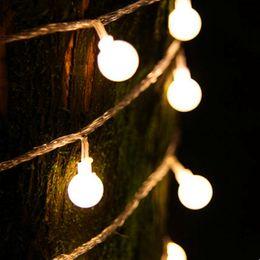 Wholesale Christmas Outdoor Lighting Sale - Hot sale LED string lights 10M 100leds colorful outdoor led Christmas lights AC110V 220V for yard Christmas tree decoration