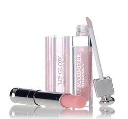 Wholesale CD Addict Lipstick Set Lip Glow Lip Maximizer Color Reviver Balm With Collagen Activ Lip stick Set ml