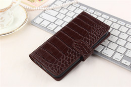 100pcs Luxury Wallet Flip Pu leather Case Cover for iphone 7 4.7inch htc Nexus Marlin Cellphone Case 3D Crocodile Cell Phone Bag