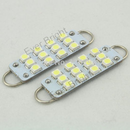 Wholesale 30pcs mm smd LED lights LED car bulb lamp illumination indoor door