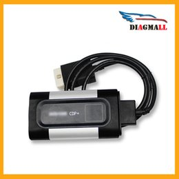 Wholesale New Design TCS CDP Pro R2 R3 Free Active Auto Diagnostic Scan Tools Equipment CDP With Bluetooth Cars Trucks
