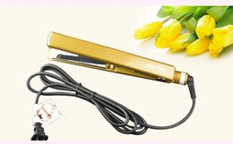 Wholesale Best seller Classical BLACK Hairstyling Flat Iron with Retail Box hair straightener DHL high quality Planchas para el pelo