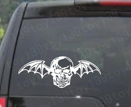 funny    AVENGED SEVENFOLD Logo Laptop funny good looking Car phone window wall Decal Vinyl Sticker stickers