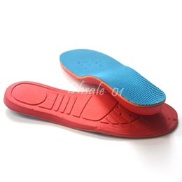 Wholesale Kids Orthopedic Insoles For Flat Foot Arch Supports Children Shoe Pad