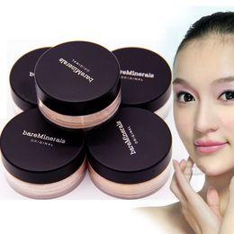 Wholesale Makeup Minerals Original Foundation SPF Foundation g fairly light medium beige tan light mineral veil medium fair top quality