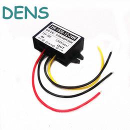 Acheter en ligne Dc convertisseur 12v 48v-XW1558-12-24W Buck Down Down Convertisseur de dc à 24V 36V 48V à 12V 2A 24W convertisseur de tension électrique