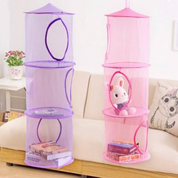 Wholesale New Fashion candy color New Basic square cylinder storage bag portable home storage sundries bag organizer