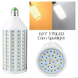 2017 e27 ce smd E40 B22 E27 Led maïs lumières SMD 5730 haute puissance 40W 50W 60W 80W Led Ampoules 360 Angle AC 85-265V CE ul peu coûteux e27 ce smd