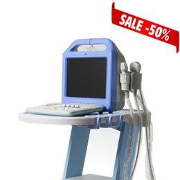 Wholesale Ultrasound scanner and laptop ultrasound machine ecografo portatil doppler portatil ultrasound scanner sonography machine
