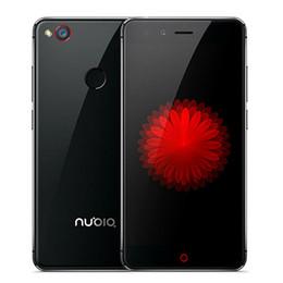Wholesale 2016 ZTE NUBIA Z11 Mini Fingerprint Octa Core GB ROM quot Smartphone Snapdragon MSM8952 Android GB RAM MP