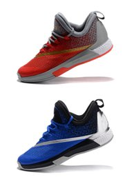 Wholesale 2016 New Arrival Andrew Wiggins basketball shoes for men Crazylight Boost PE Sneakers shoes Mens Mike Conley Jr Athletics shoe Eur