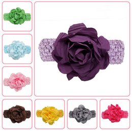 2016 Wholesale 12 colors Cute Big Bow Solid headbands for girls new fashion girl accessories 10pcs a lot