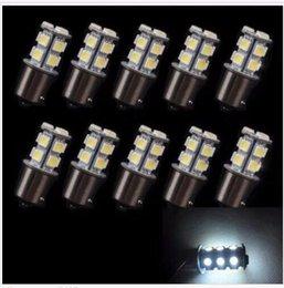 Wholesale 10PCS White Light Bulbs SMD LED RV Camper Trailer Interior Light Bulbs SMD V