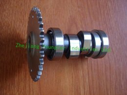 Wholesale Chinese scooter moped ATV parts QMI QMJ GY6 GY6 Stock Camshaft Cam Shaft