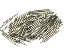Watch Strap Link Pins ZLIMSN 20PCS 10mm Stainless steel Watch Bands Spring Bars Z15 Z15-15-10-20pcs