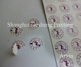 customized fragile date warranty seal Screw sticker label ,Friable labels