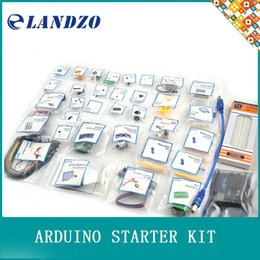 Wholesale For Arduino starter Kit Set Upgraded Version arduino uno r3 DIY Project Upgraded version Learning Suite With Retail Box