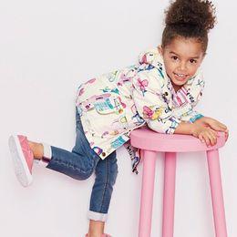 Wholesale Children Jackets Designer Girl Baby Girl Coat Autumn Long Winter Jacket For Girls Clothes Outerwear Kids Clothing Kids Jackets Coats