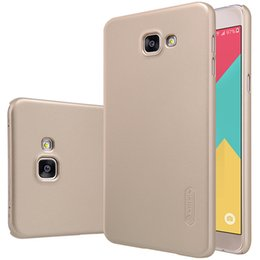 Wholesale Nillkin frosted case for samsung galaxy a9 pro sm a910f hard plastic back cover for sm a9100