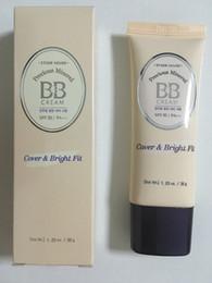 Wholesale BB CC Creams Etude Korea Pearl White Mineral BB Cream Nude Make up Concealer Moisturizing Sunscreen Foundation