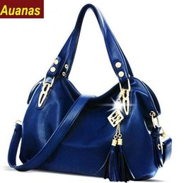 2016 Hot Selling Quality PU Leather Tassel Bag Shoulder Bags Women Messenger Bags Women Handbag Women Leather Handbags