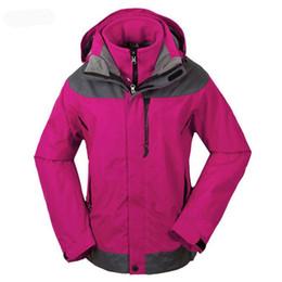 Wholesale Women Winter Outdoor Snow Sport Skiing Suit Jacket Waterproof Windproof Breathable Thermal Fleece in1 jacket snowboard clothing