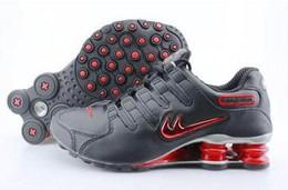 Wholesale Brand New Air Shox NZ Men Running Shoes Fashion Sports Shoes