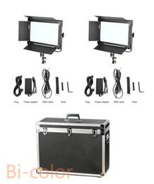 CAME-TV 1380 LED Light Bi-Color (2 Piece Set)Led High CRI Led Video Light Panel Lighting