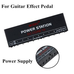 Portable Mini Power Supply for 9V 12V 18V Guitar Effects Pedal Ten Isolated Outputs DC-CORE10 New Arrivel