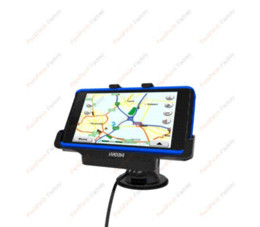 360 Degree Adjustable Car Mount Cradle Phone Holder with Charger Dock for Sony Xperia Z1 Free Shipping