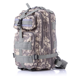 12 color Camping Trekking bag Outdoor camouflage mountaineering bag 3p military Tactical Backpack laptop Molle Rucksacks camouflage backpack