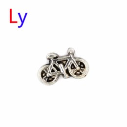 Wholesale BEACH CRUISER BIKE floating locket charms Fit floating charm lockets MM0027