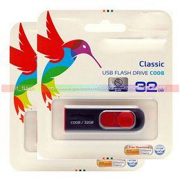 Wholesale Adata UV128 USB Plastic GB Flash Thumb Drive USB Flash Memory Drives USB Mini Silver Plastic USB Flash Memory Disk Sticks