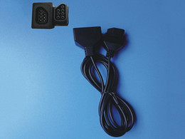 2017 extensión del controlador Nuevo reemplazo para Nintendo NES Cable de extensión del controlador para nes barato extensión del controlador